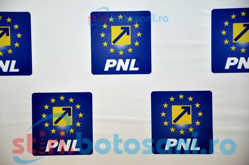 Lista candidaților PNL pentru Organizația Municipală Botoșani!