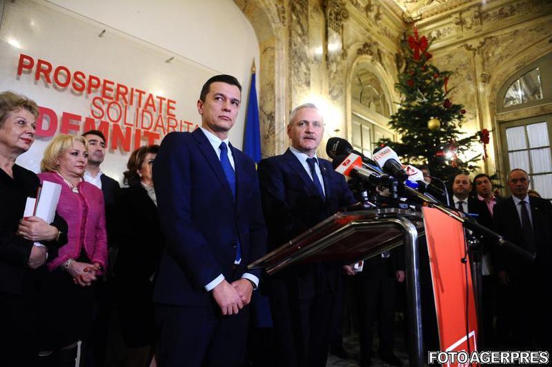 Lista ministrilor. Sevil Shhaideh și Daniel Constantin, vicepremieri!