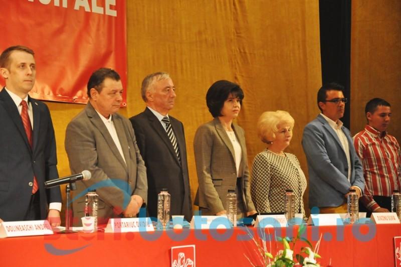 Lista social-democraților botoșăneni care vor în Parlament!