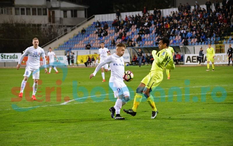 FC Botosani obtine prima victorie in deplasare dupa mai bine de jumatate de an!