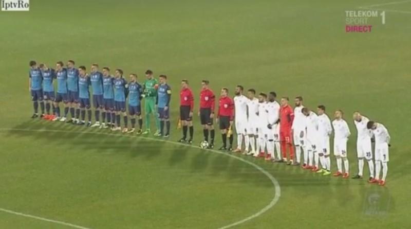Astra Giurgiu- FC Botoşani 2-1