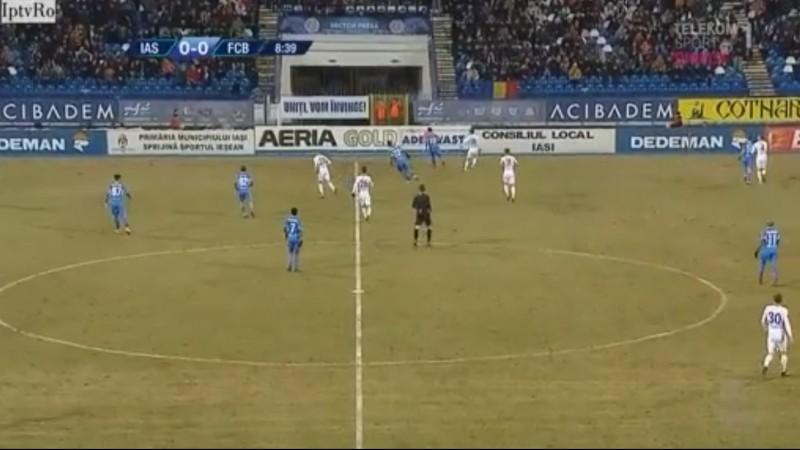 CSMS Iaşi- FC Botoşani 1-0