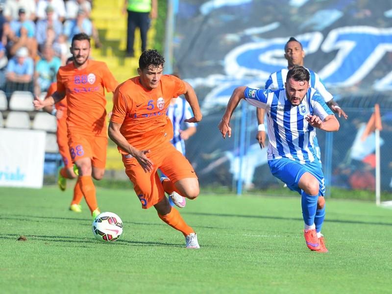 FC Botosani inregistreaza prima infrangere din acest sezon, 0-1 cu CSU Craiova!