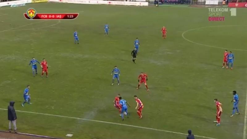 FC Botoşani-CSMS Iaşi 3-2 - Cupa României