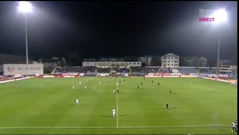 FC Botoşani- CSU Craiova 1-0