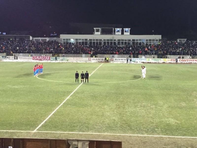 FC Botoşani- FCSB 0-3