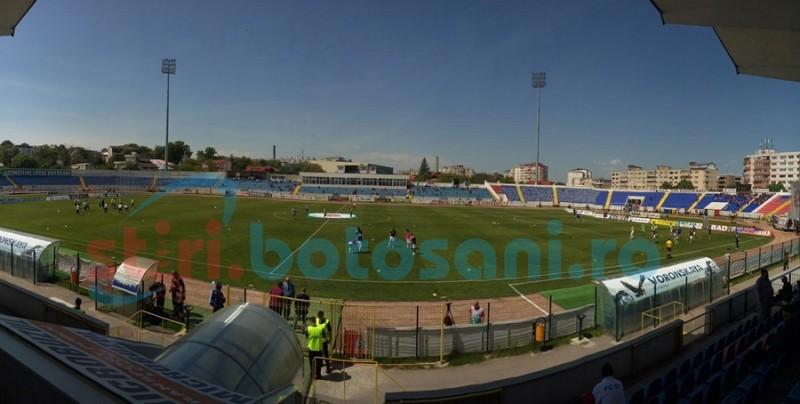 LIVE SCORE: FC Botoşani- Gaz Metan Mediaş 0- 0! Fiecare echipă cu punctul ei! FOTO