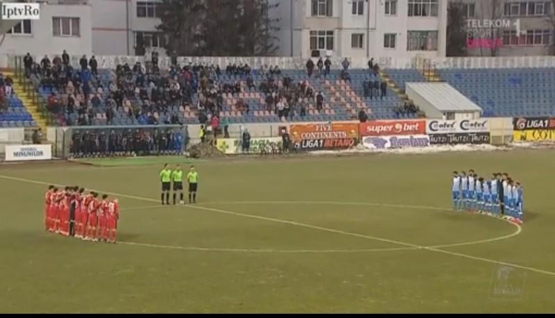 FC Botoşani- Juventus Bucureşti 0-0 în play-out