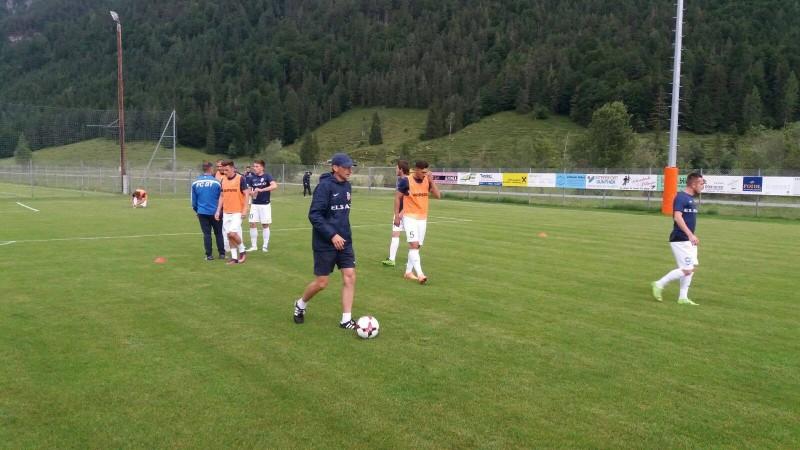 AMICAL: FC Kukesi - FC Botosani 3-1