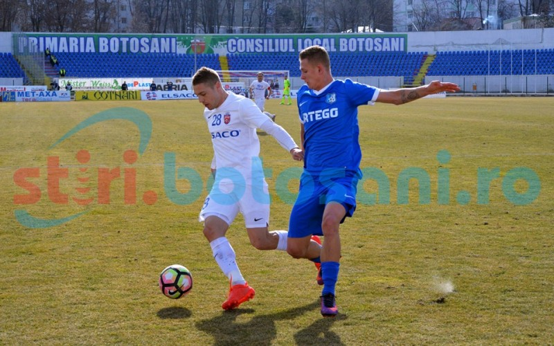 INCREDIBIL! FC Botosani a pierdut victoria la ultima faza! Meciul decis de doua penalty-uri!