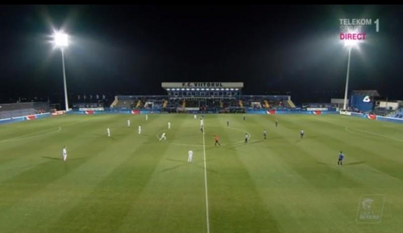 Viitorul- FC Botoşani 2-1