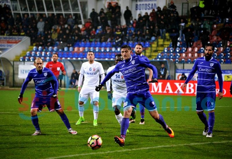 FC Botosani scoate un egal la Timisoara! Fulop a facut show pe final!