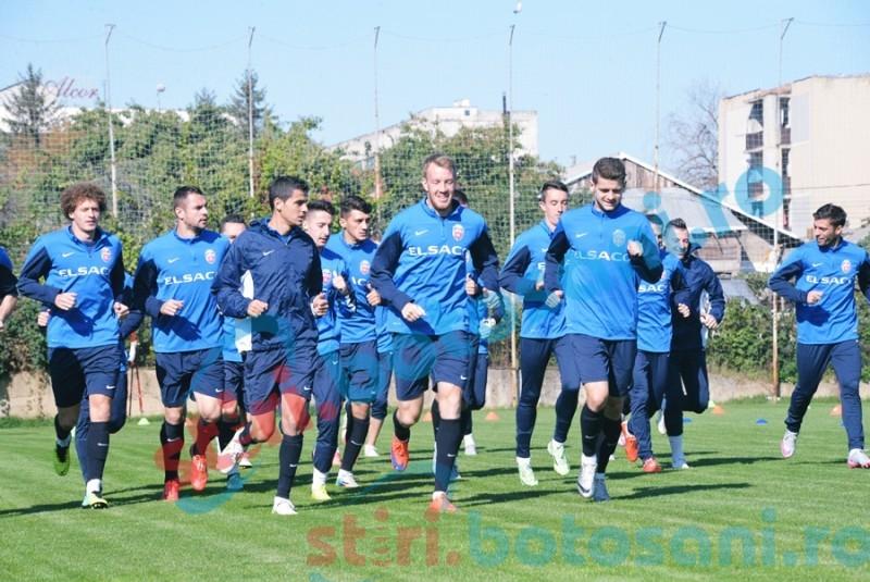 LIVE TEXT - FC Botoșani - Dinamo 0-1