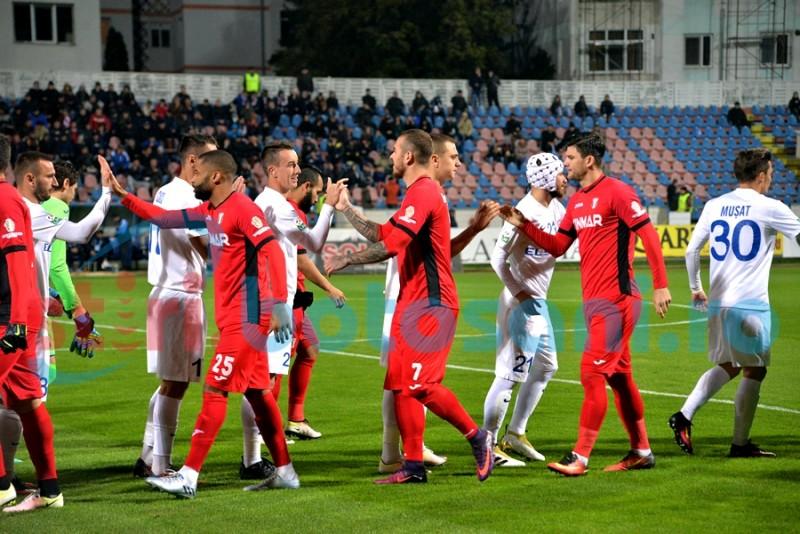 FINAL: Astra Giurgiu - FC Botosani 3-0