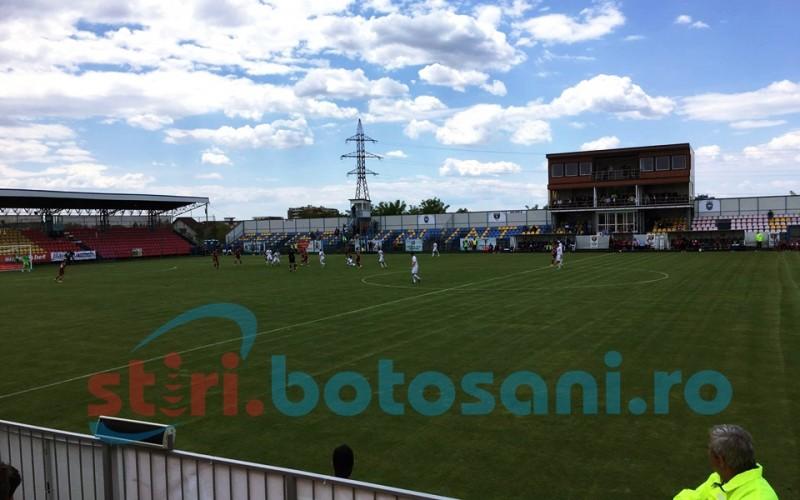 FC Voluntari castiga meciul cu Botosani, cu ajutorul lui Andrei Chivulete - FOTO