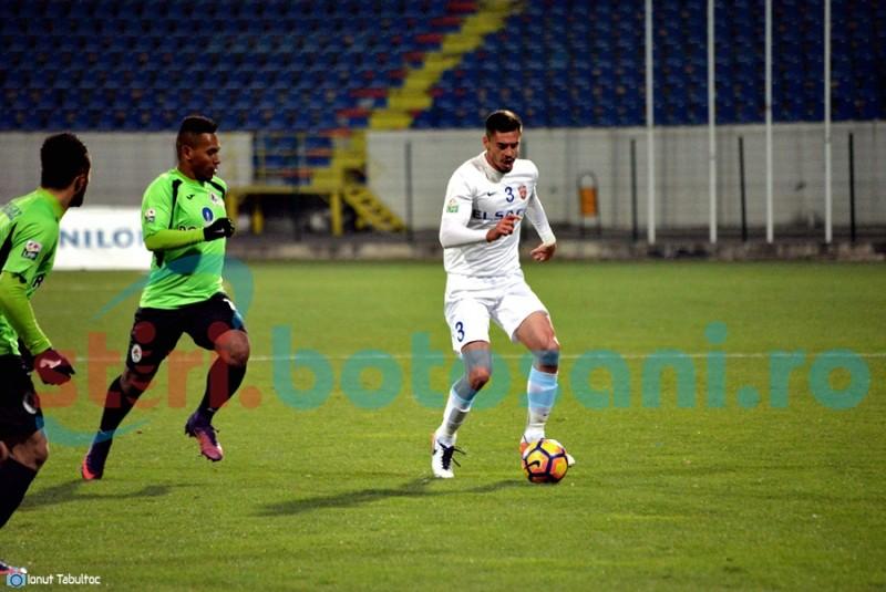 FINAL: Gaz Metan Medias invinge pe FC Botosani cu 1-0