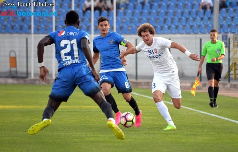 Final: Viitorul Constanta - FC Botosani 3-1! Botosanenii pierd, dupa ce au deschis scorul!