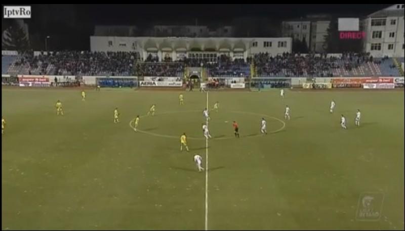 FC Botoşani- Juventus Bucureşti 0-0