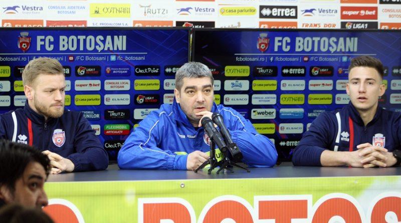 """Liviu Ciobotariu, înainte de partida cu Dinamo: """"Cu siguranță vor să-și ia revanșa, nu o să ne aștepte cu flori, pâine și sare!"""""""