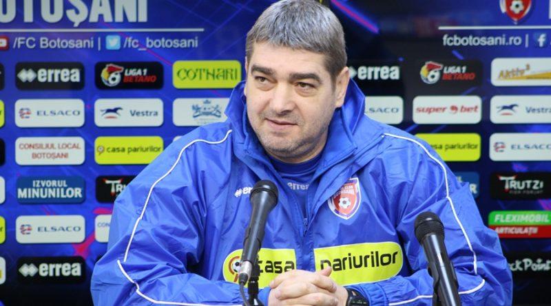 "Liviu Ciobotariu: ""Am nevoie de gladiatori la Sepsi"""