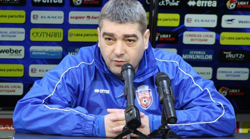 """Liviu Ciobotariu: """"Știu că am o echipă de gladiatori, luăm salopetele pe noi, ne ascuțim crampoanele și mergem la luptă"""""""