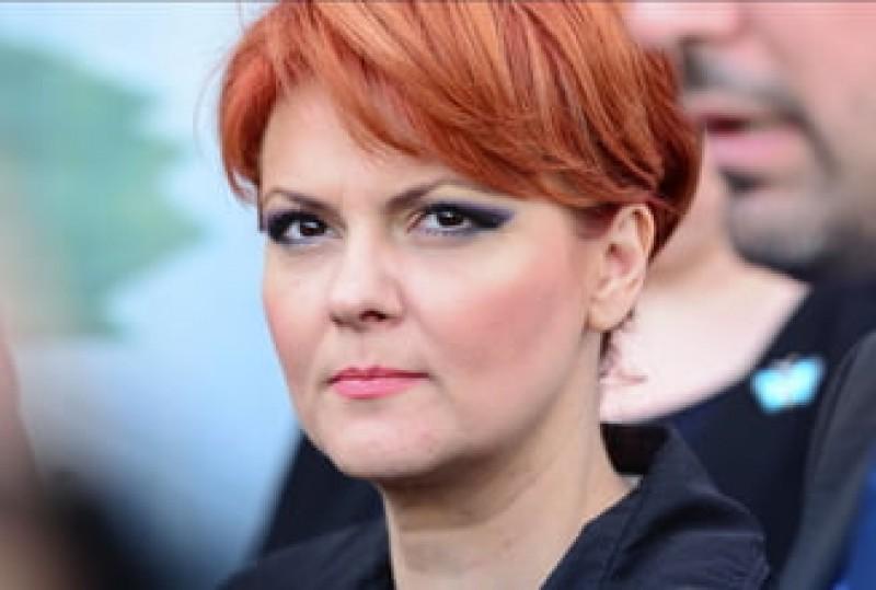 Liviu Dragnea ii ofera functii compensatorii Olgutei Vasilescu