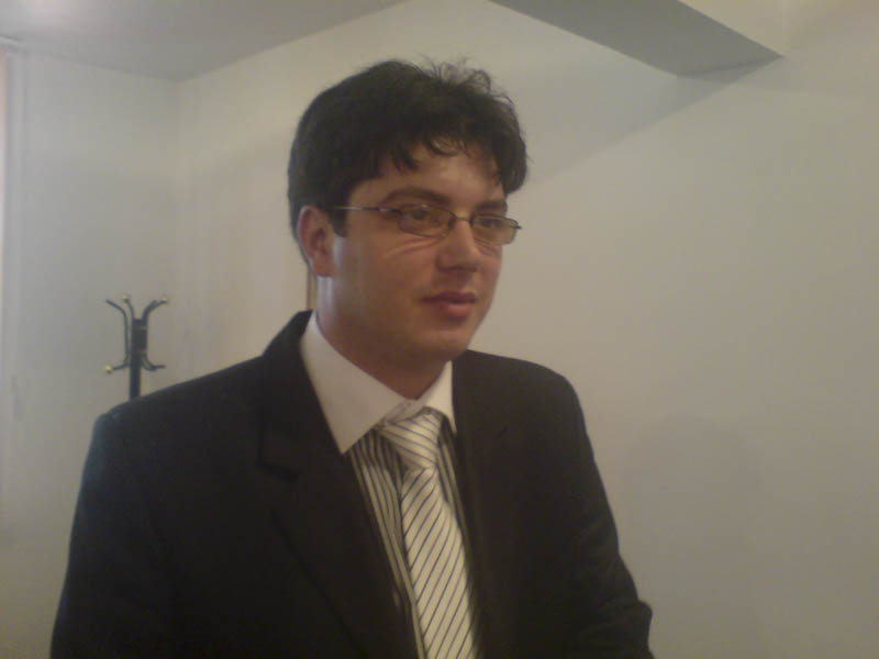 Liviu Radasanu, instalat astazi in functia de director executiv al DGASPC Botosani