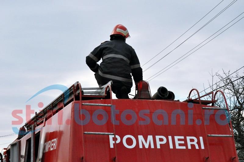 Locuinţe salvate de pompieri