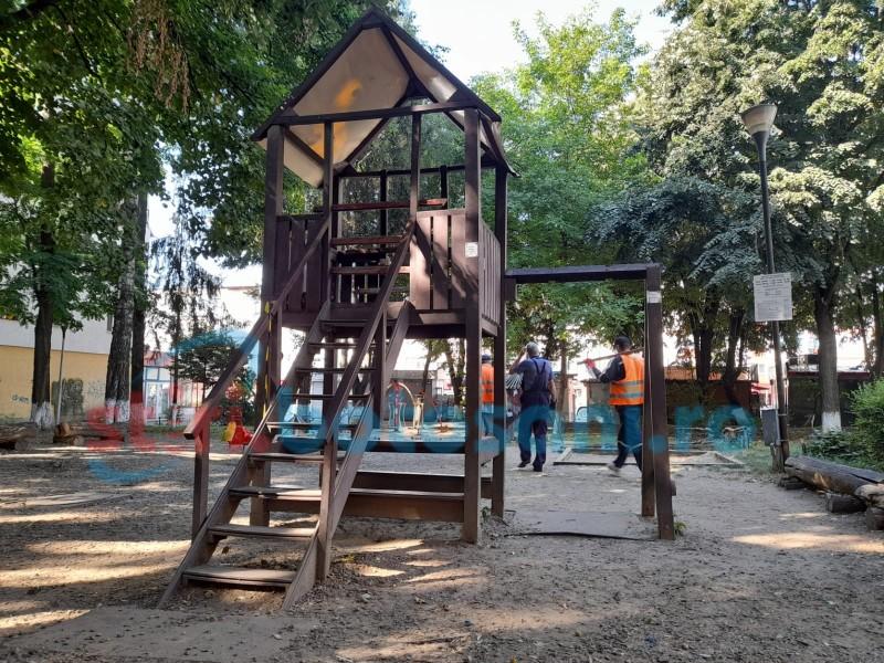 Locurile de joacă din Botoșani se redeschid mâine. Decizia CJSU