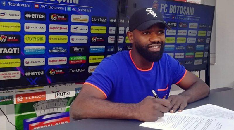 "Lossemy Karaboue: ""Hervin Ongenda și m-a sfătuit să vin la Botoșani"
