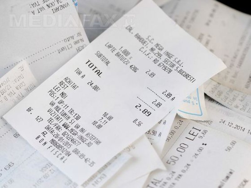 Loteria bonurilor fiscale: o nouă extragerea duminică