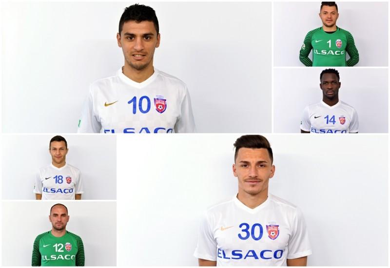 LOTUL final al FC Botosani! Jucatorii au facut sedinta foto inaintea primului meci! GALERIE FOTO
