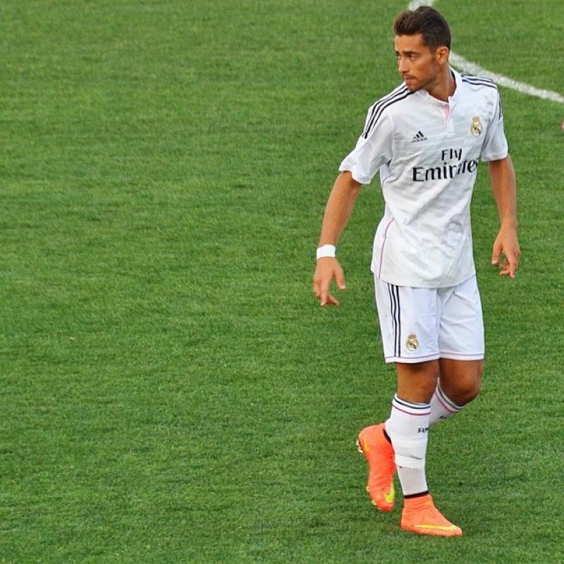 LOVITURĂ pe piaţa transferurilor din România: FC Botosani testeaza un jucător format de Real Madrid! FOTO, VIDEO