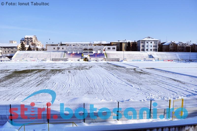 LPF nu amana campionatul! FC Botosani va juca la Navodari pe 21 februarie! Vezi PROGRAMUL!