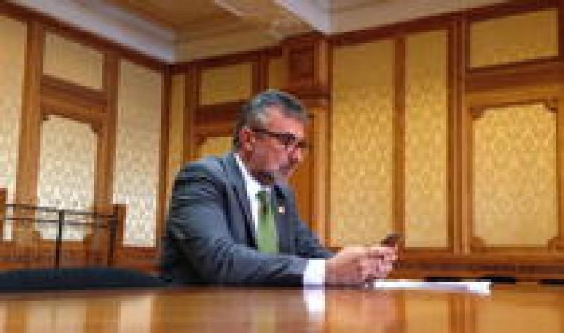 "Lucian Romascanu, avizat favorabil ca ministru al Culturii: ""S-a decis sa se mearga pe o persoana cu experienta in management"""
