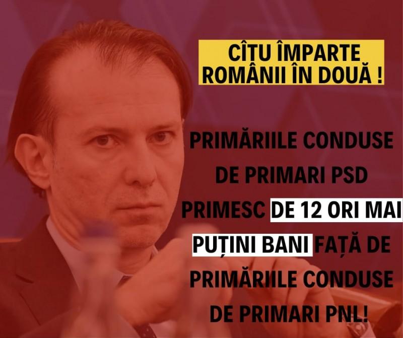 """Lucian Trufin, PSD: """"O nouă ticăloșie marca PNL"""""""