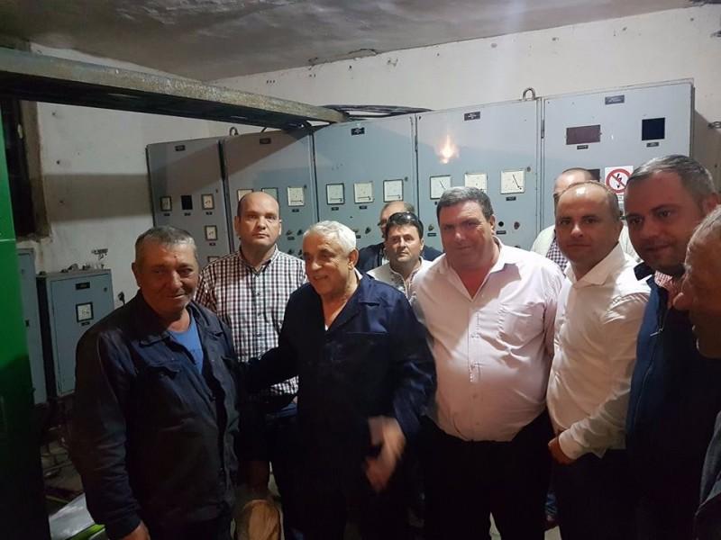 """Lucian Trufin """"Ministrul Agriculturii Petre Daea revine în Botoșani pentru a participa la târgul agro-zoo de la Popăuți și pentru a vizita amenajările de irigații"""""""