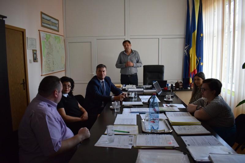 Lucrări cadastrale finalizate la Flămânzi şi Coţuşca, în cadrul Programului Național de Cadastru și Carte Funciară (PNCCF) derulat de ANCPI