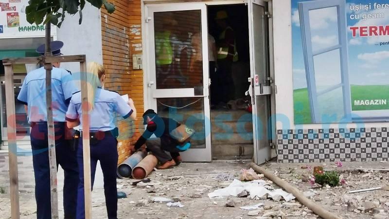Lucrări efectuate în reţeaua de gaz înainte de explozia din blocul de pe Primăverii! Amănunte surprinzătoare oferite de proprietari FOTO, VIDEO