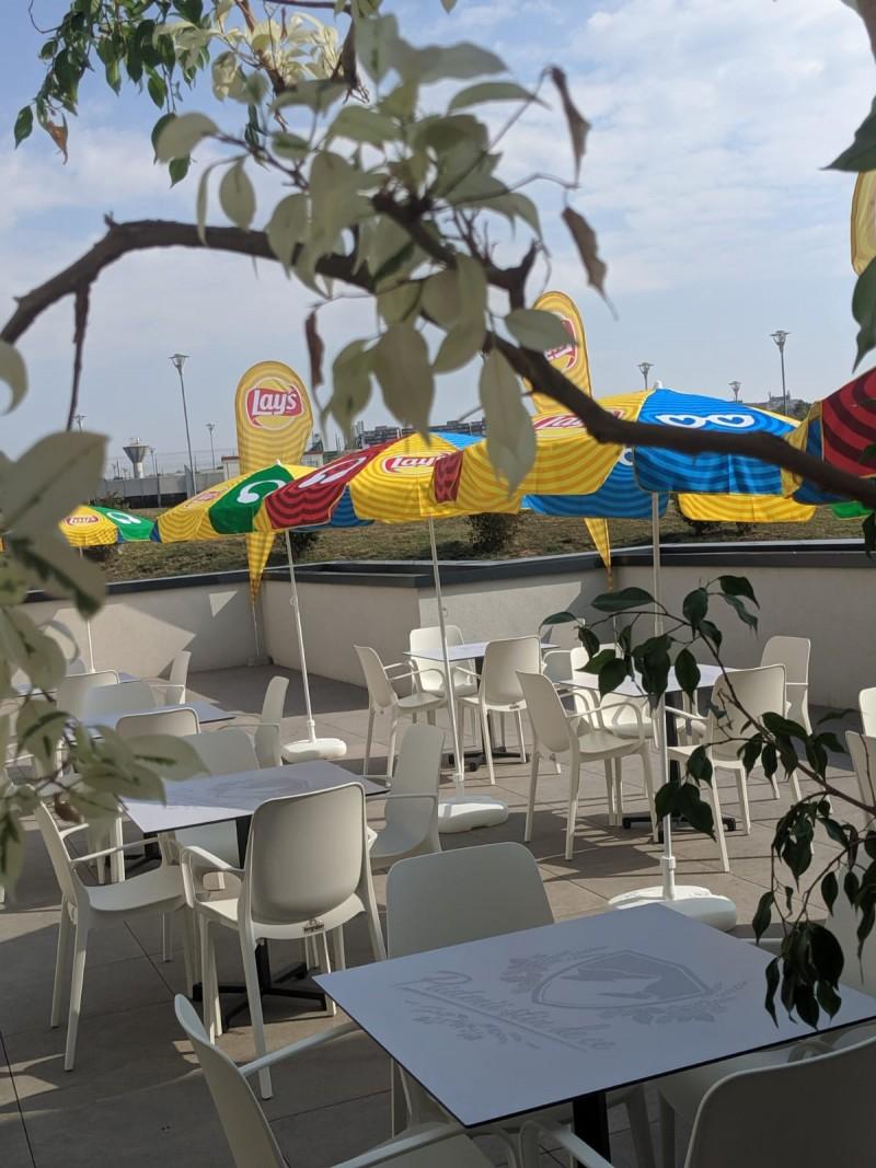 Lucrările la punctul de alimentație publică din complexul Cornisa Aquapark & Sports Botoșani au fost finalizate FOTO