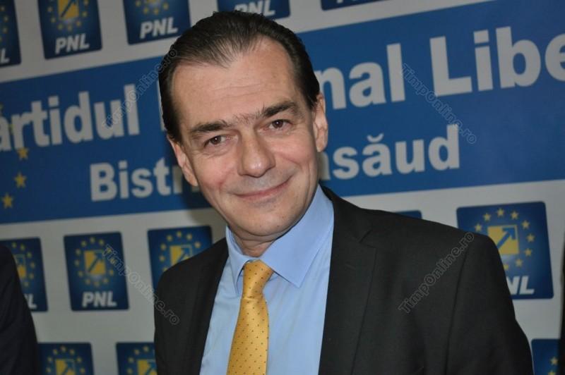 Ludovic Orban: Am încurajat membrii şi simpatizanţii PNL să participe la mitingul de pe 10 august