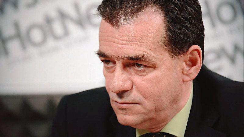 "Ludovic Orban isi anunta ""candidatura ferma"" la presedintia PNL"