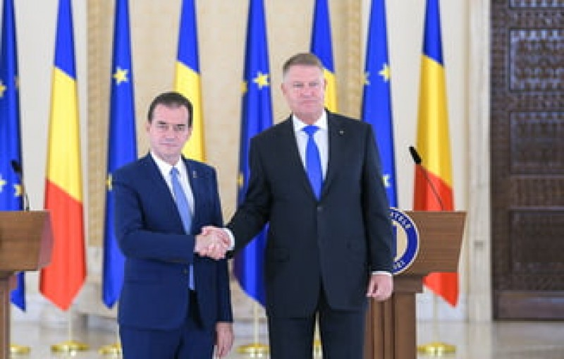 Ludovic Orban, noul premier al României