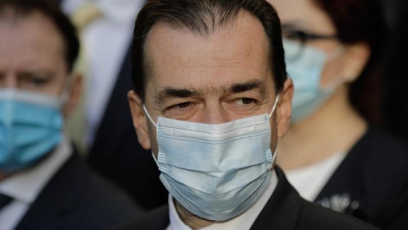 Ludovic Orban: Vaccinarea anticovid NU va fi obligatorie