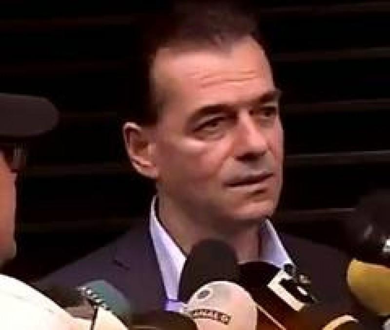 Ludovic Orban vine la Botoşani