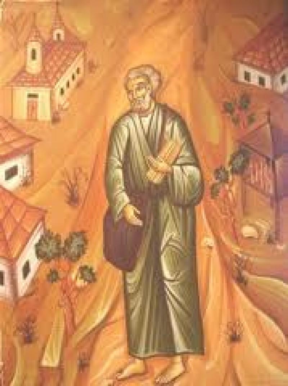 Lumânărică - Sfântul Ioan de la Tutova