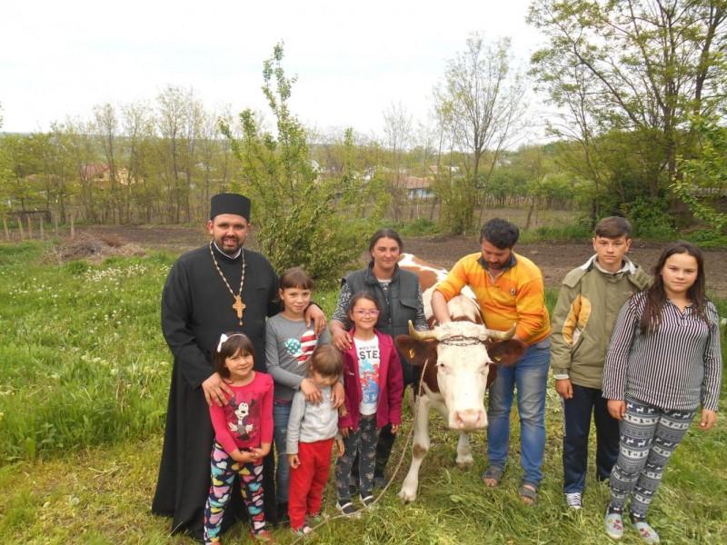 Lumina parohiei - Misiune şi filantropie în parohiile Chişcăreni şi Sat Nou