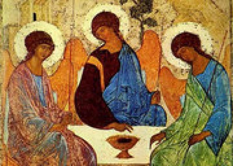 Lunea Sfantului Duh. A treia persoana a Sfintei Treimi