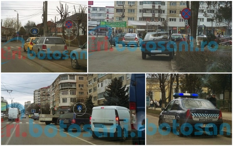 Lupta pentru un LOC DE PARCARE! Tot mai multe autoturisme înmatriculate în județul Botoșani! Ce se va întampla când se vor ridica mașinile? FOTO