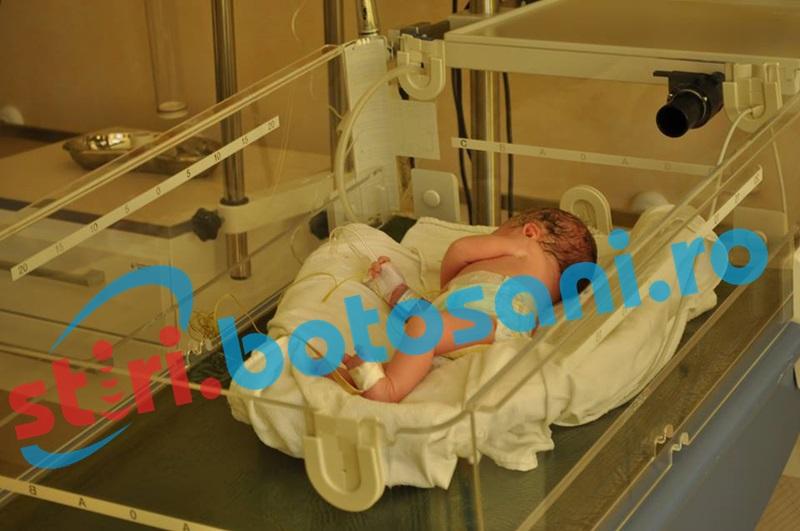 Luptă pentru viaţă! Prematurii botoşăneni, sărbătoriţi la Secţia de Obstetrică- Ginecologie